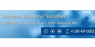 Pediatric Academic Societies Meeting