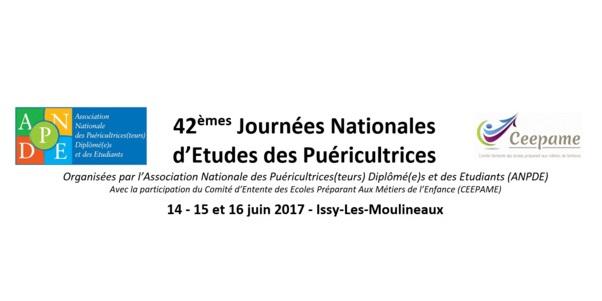 42e Journées Nationales ANPDE