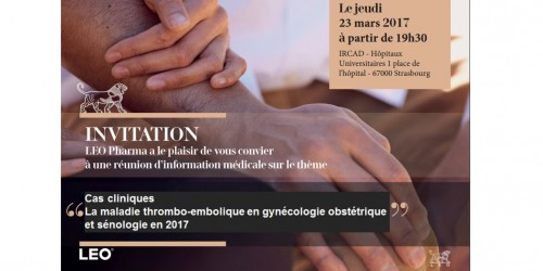 La maladie thrombo-embolique : cas cliniques