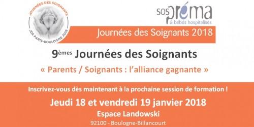 9es Journées des soignants SOS Préma