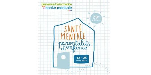 Semaines d'information sur la santé mentale 2018