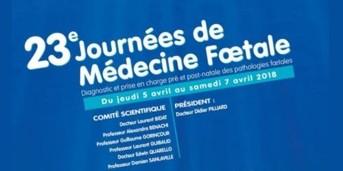 Journées de médecine fœtale