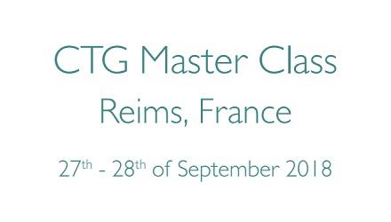 CTG Master Class Reims