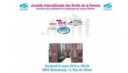 Conférence sur la prévention des cancers féminins