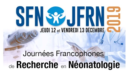 Journées francophones de recherche en néonatologie