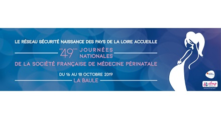 49èmes Journées Nationales de la  Société Française de Médecine Périnatale