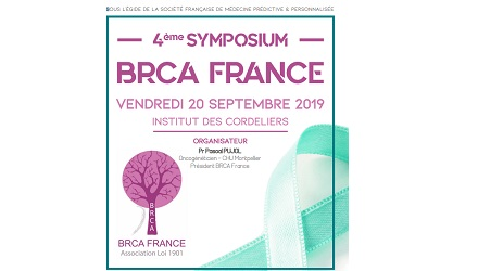 CONGRÈS BRCA FRANCE