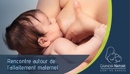 Rencontre autour de l'allaitement maternel