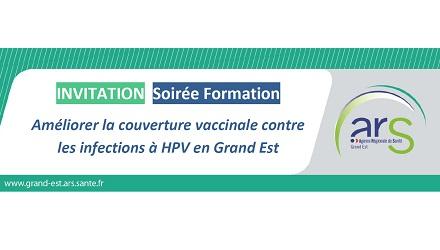 Améliorer la couverture vaccinale contre les infections à HPV en Grand Est