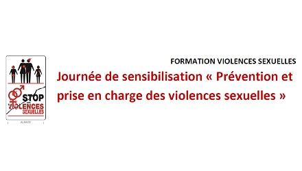 Prévention et prise en charge des violences sexuelles